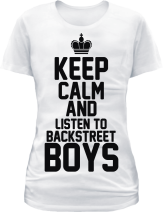 Keep Calm & Calm Down