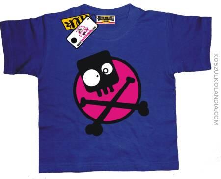 Łobuzerska Czacha ! - koszulka dziecięca