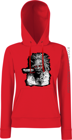 Black Devils Special Polish Forces - Bluza damska z kapturem