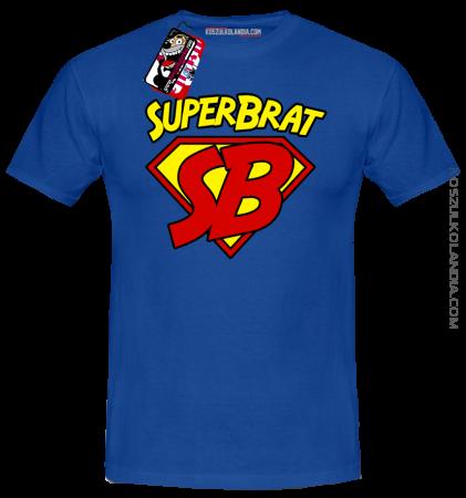 SUPER BRAT - koszulka dla brata