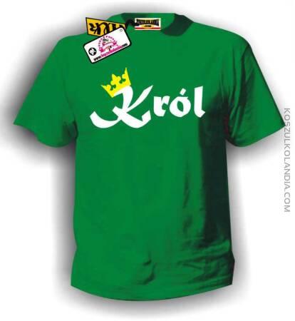 KRÓL koszulka męska Nr KODIA00024
