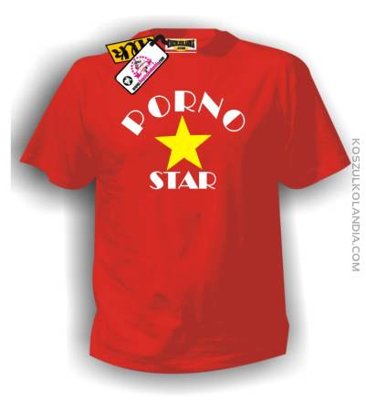 PORNO STAR koszulka męska Nr KODIA00028