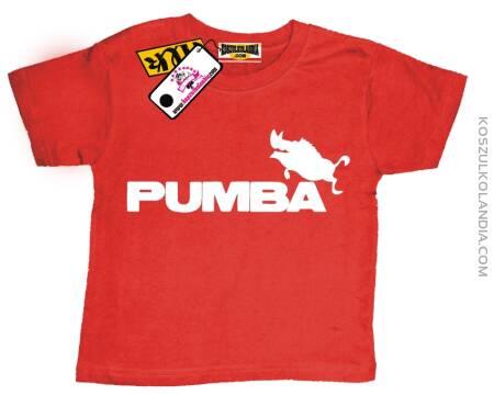 PUMBA - koszulka dziecięca