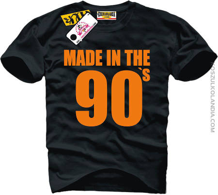 Made in the 90 `s