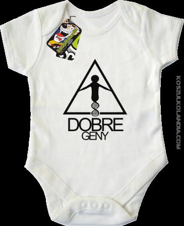 Dobre geny-Body dziecięce