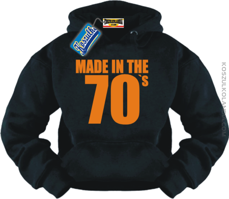 MADE IN 70`s - bluza