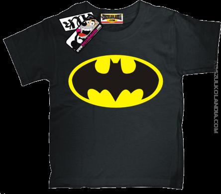 ec851b80b84d26 Batman - koszulka dziecięca