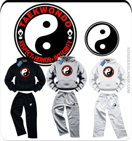 TAEKWONDO - Respect Honor Integrity