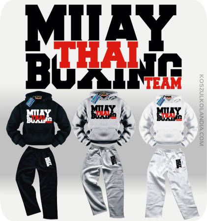 Muay Thai Boxing Team