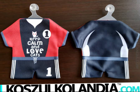 Keep calm and love cats  - MINI KOSZULKA