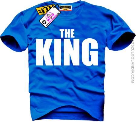 The King - Koszulka Męska