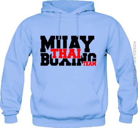 Muay Thai Boxing Team - Bluzy