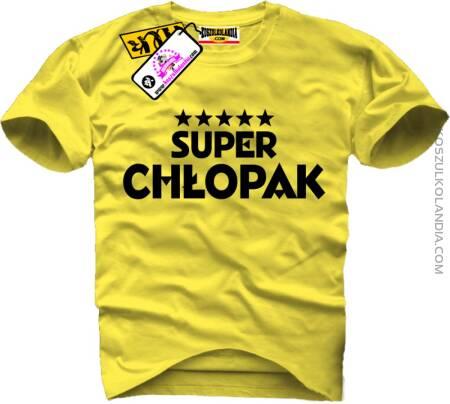 Super Chłopak - Koszulka Męska