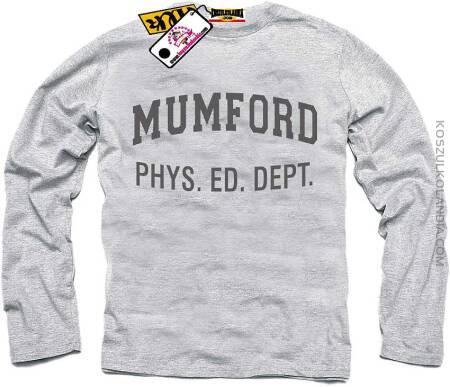 Mumford Phys.Ed.Dept. Beverly Hills Cop Longsleeve