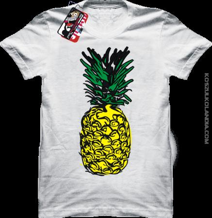 Nasz ANANAS Chłopak - koszulka męska