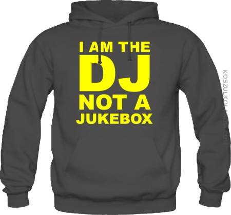 I am DJ not a Jukebox - bluzy