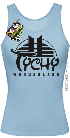 TYCHY Wonderland - Top damski