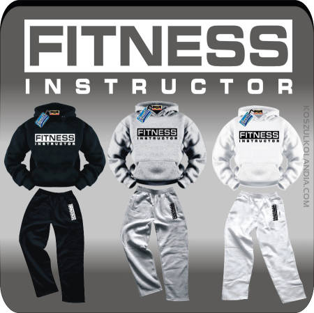 FITNESS Instructor - Dres