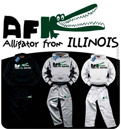 AKF Alligator from Illinois- dres Nr KODIA00087d