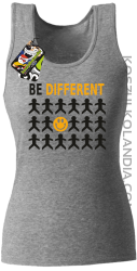 BE DIFFERENT - Top damski melanz