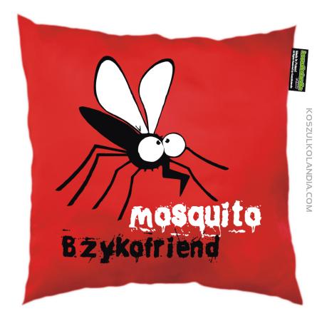 Mosquito Bzykofriend - poduszka