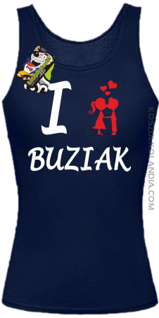 I LOVE Buziak -  Top Damski