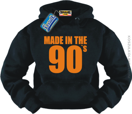 MADE IN 90`s - bluza