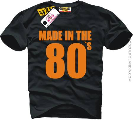 Made in the 80 `s
