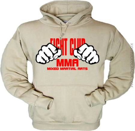 Fight Club MMA Mixed Martial Arts - Bluza
