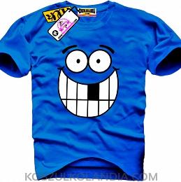 Smile Face - koszulka męska Nr KODIA00078