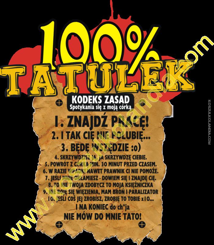 100 tatulek kodeks spotykania się z moją c 243 rką dzień