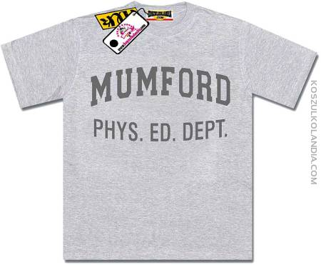 Mumford Phys.Ed.Dept. Beverly Hills Cop