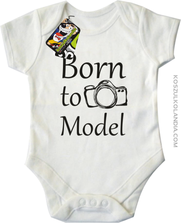 Born to model  - Body dziecięce
