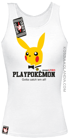 Play Pokemon - Top damski
