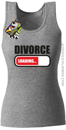DIVORCE - loading - Top damski