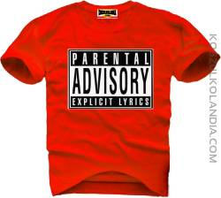 Parental Advisory music