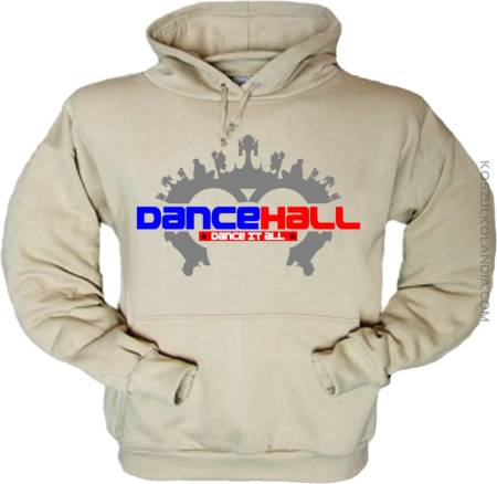 Dance Hall dance it all - Bluza