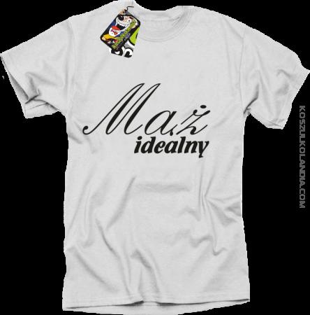 Mąż Idealny - koszulka męska