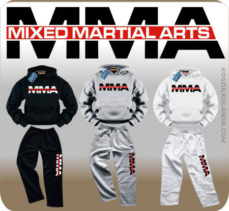 MMA Mixed Martial Arts - Dres Standard