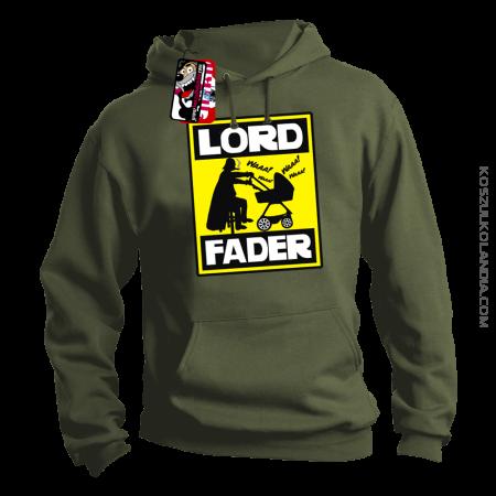 Lord Fader - bluza z kapturem