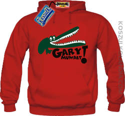 gary muwałt move out swetashirt hooded red