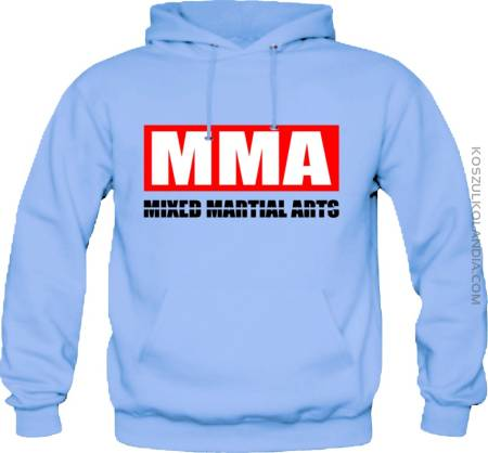 MMA Mixed Mantial Arts - Bluzy