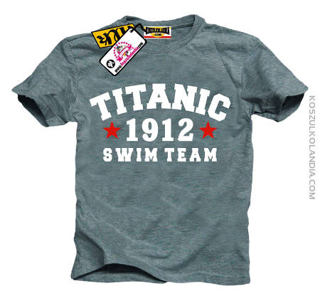 TITANIC 1912 Swim Team