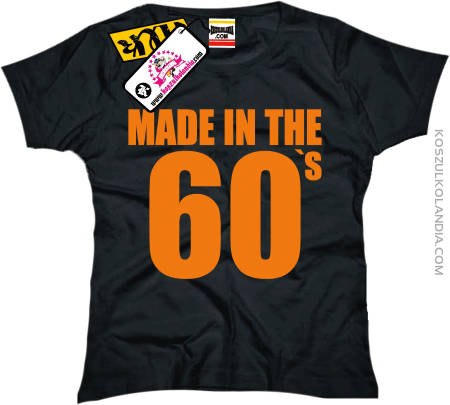 Made in the 60 `s GIRL