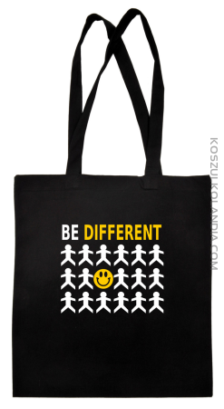BE DIFFERENT - Torba EKO