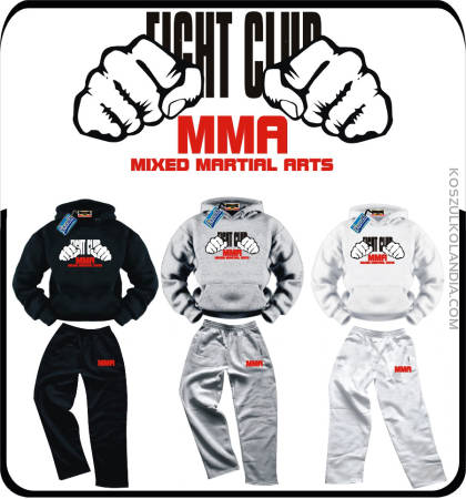 Fight Club MMA Gloves