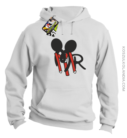 MR ala Mickey - Bluza z kapturem