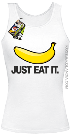 JUST EAT IT Banana - Top damski
