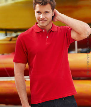 KOSZULKA Fruit of the Loom ORIGINAL POLO  - 63-214-0