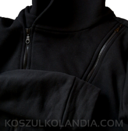 NEW JAPAN STYLE 2forYou ZIPPERS 2012 - Bluza